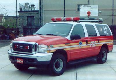 C.T. FDNY Battalion 42 (2004)
