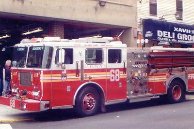 C.T. FDNY E-68 (2003)