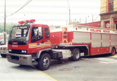 C.T. FDNY Rescue 3 - Collapse Rescue (2003)