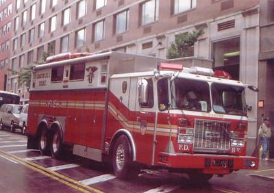 C.T. FDNY Rescue 1 (2005)