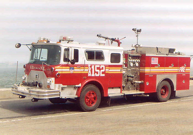 C.T. FDNY Foam 152 (2004)