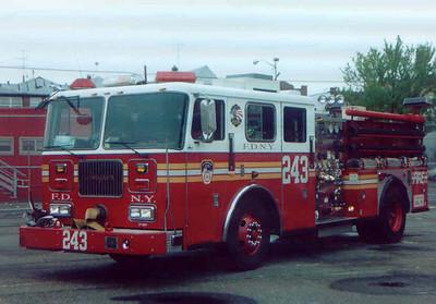 C.T. FDNY E-243 (2004)