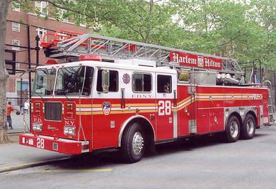 FDNY 28 Truck (2005)