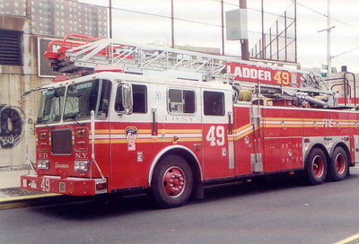 C.T. FDNY Ladder 49 (2003)
