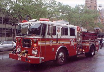 C.T. FDNY E-76 (2005)