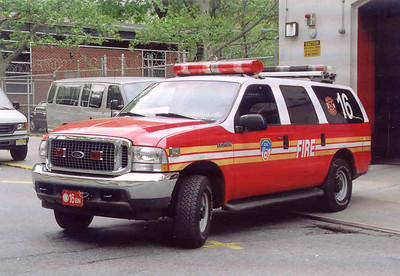 FDNY Battalion 16 (2005)