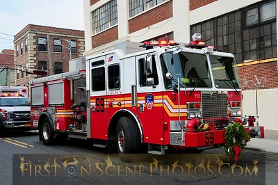 12/05/18 - Port Morris 2nd Alarm