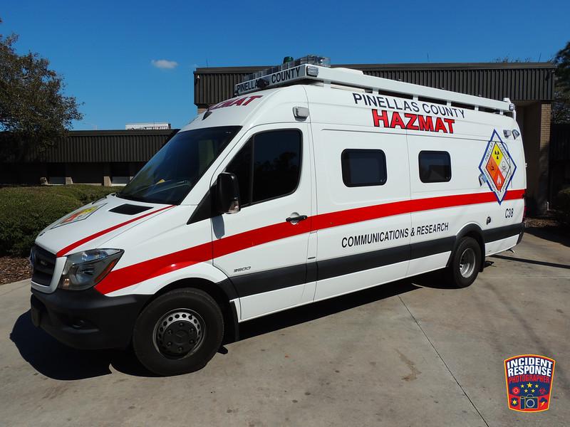 Pinellas County HAZMAT Communications & Research