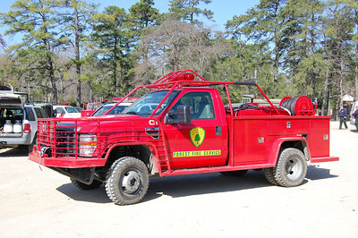 NJ Forest Fire C-1 2008 Ford F350 Knapheide 250-250 Photo by Chris Tompkins