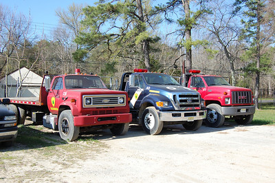 NJ Forest Fire Tow Trucks Photo by Chris Tompkins