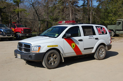 NJ Forest Fire Car 45 2005 Dodge Durango Photo by Chris Tompkins