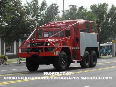 Forestry Fire Units