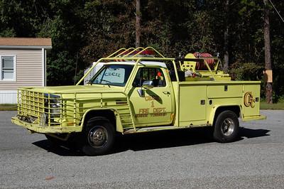 Cecil Brush 2953 1993 Dodge Ram - Knapheide 250-250