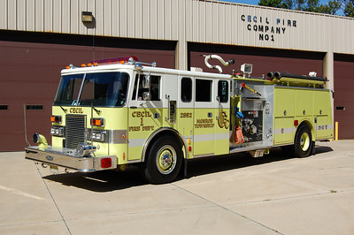 Cecil Engine 2952 1989 Pierce Lance