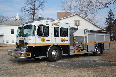 Deptford Engine 934 2005 Spartan Elite 1500-750 Photo by Chris Tompkins