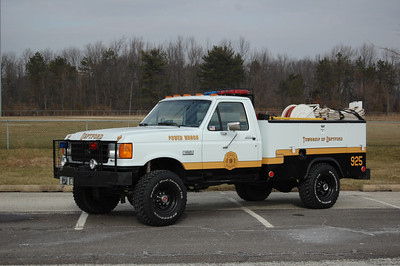 Deptford Brush 925 1988 Ford 350-Stahl 500-250 Photo by Chris Tompkins