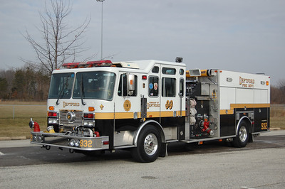 Deptford Engine 932 1998 KME Renagade 1750-800, 200 Class A Foam Photo by Chris Tompkins