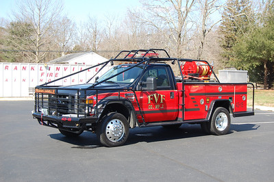 Franklinville Brush 43-15 2008 Ford F450 250-350 Photo by Chris Tompkins