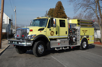Clayton Engine 41-12 2009 International - KME 1250-750 Photo by Chris Tompkins