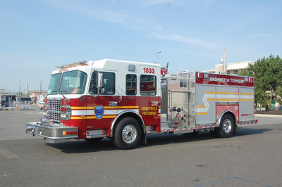 Hurffville Engine 10-33 2010 Spartan - Crimson 1500-750 Photo by Chris Tompkins