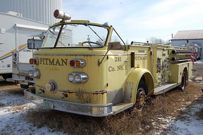Ex Pitman Engine 28-1 1959 ALF 750-500 Photo by Chris Tompkins
