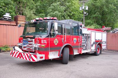 North Hudson Regional E-5 (2009)
