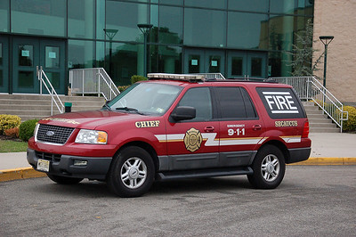 Secaucus Div of Training. 1998 Ford Expedition. Photo by Bill Tompkins