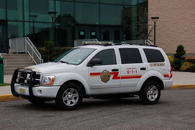 Secaucus Div. of Training. 2003 Dodge Durango. Photo by Bill Tompkins
