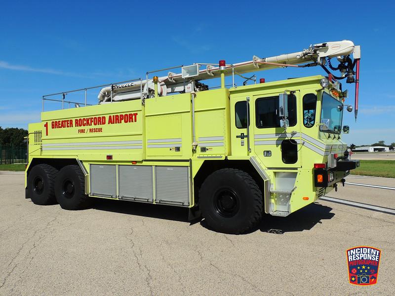 Rockford Airport ARFF Rescue 2901