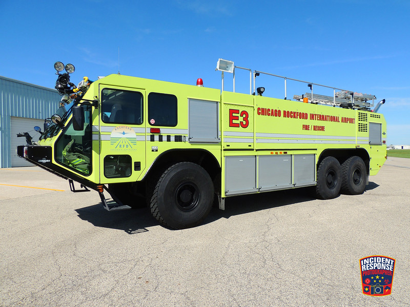 Rockford Airport ARFF Rescue 2903