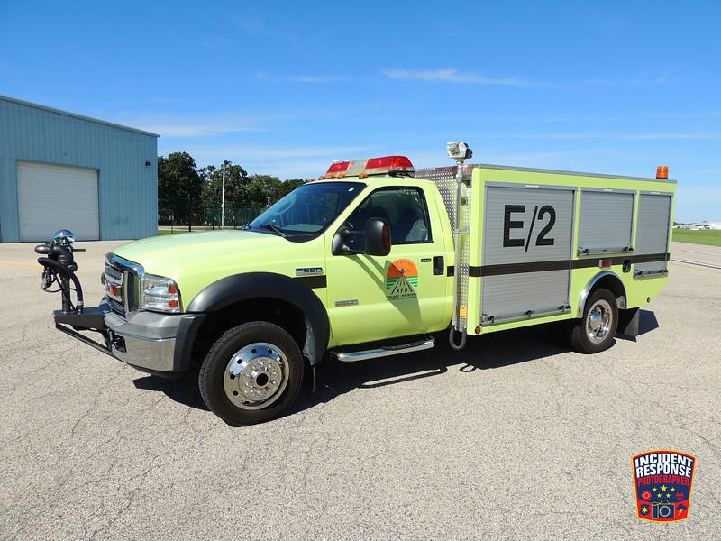 Rockford Airport ARFF Rescue 2902