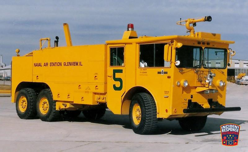 NAS Glenview Fire Division CFR 5