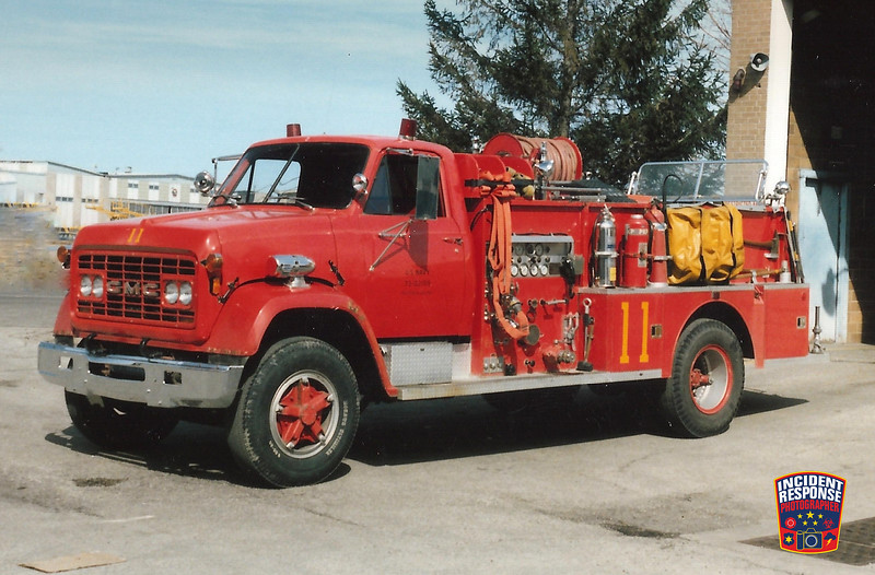 NAS Glenview Fire Division CFR 111