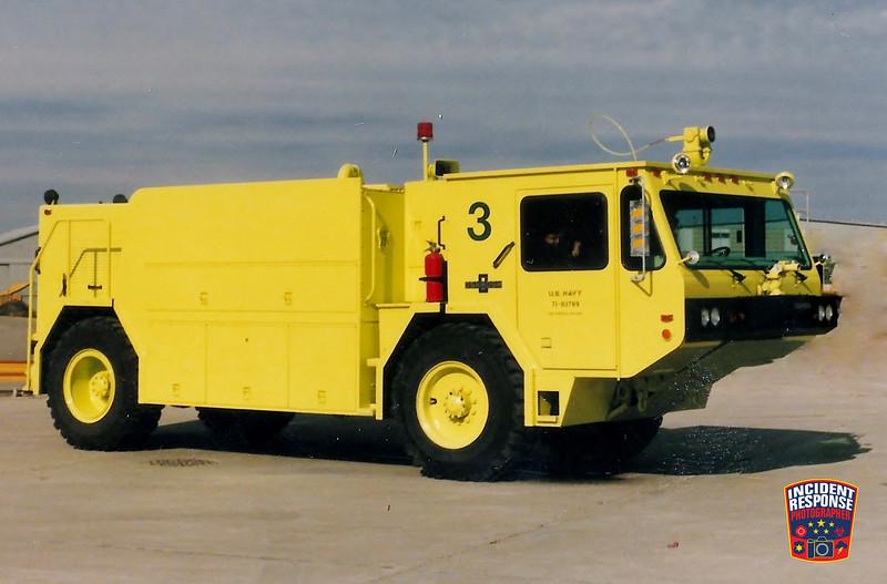 NAS Glenview Fire Division CFR 3