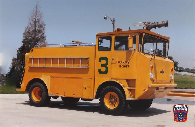 NAS Glenview Fire Division CFR 3R