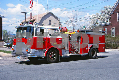 Lawrence Mass. Apparatus