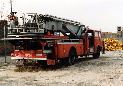 Looking at FDNY Ladders as an OSFD Spare