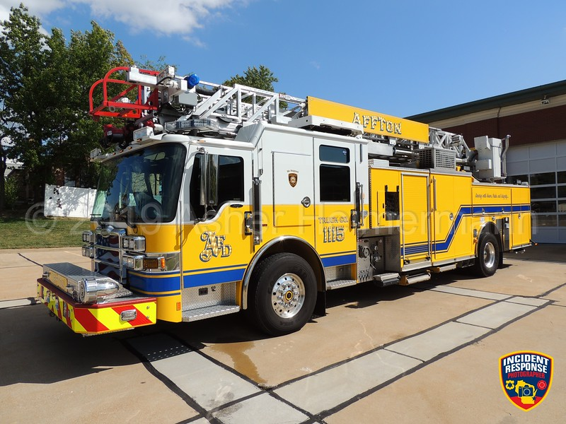 Affton Fire Ladder Truck 1115