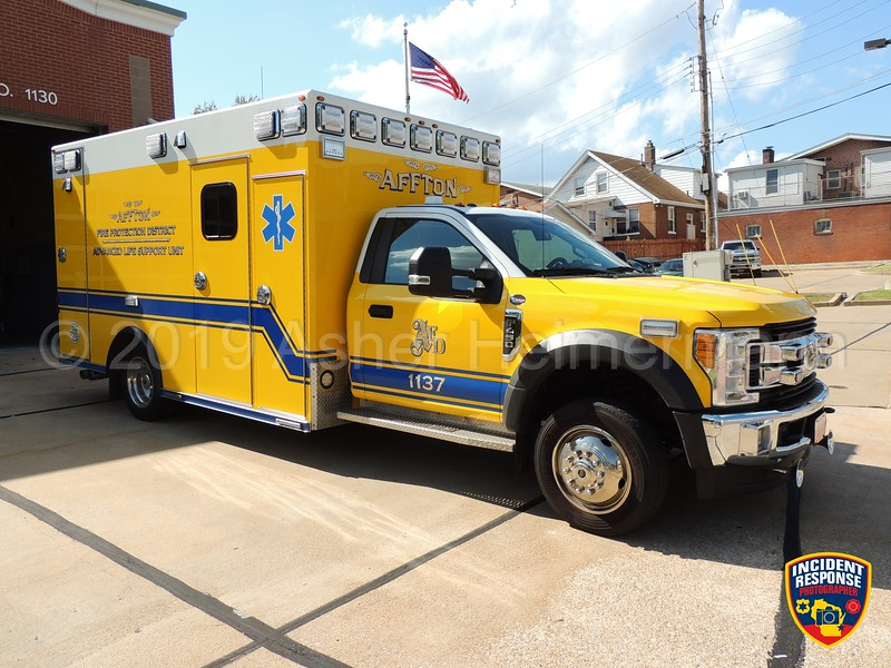 Affton Fire Ambulance 1137