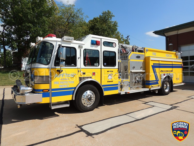 Affton Fire Engine 1124 (reserve)
