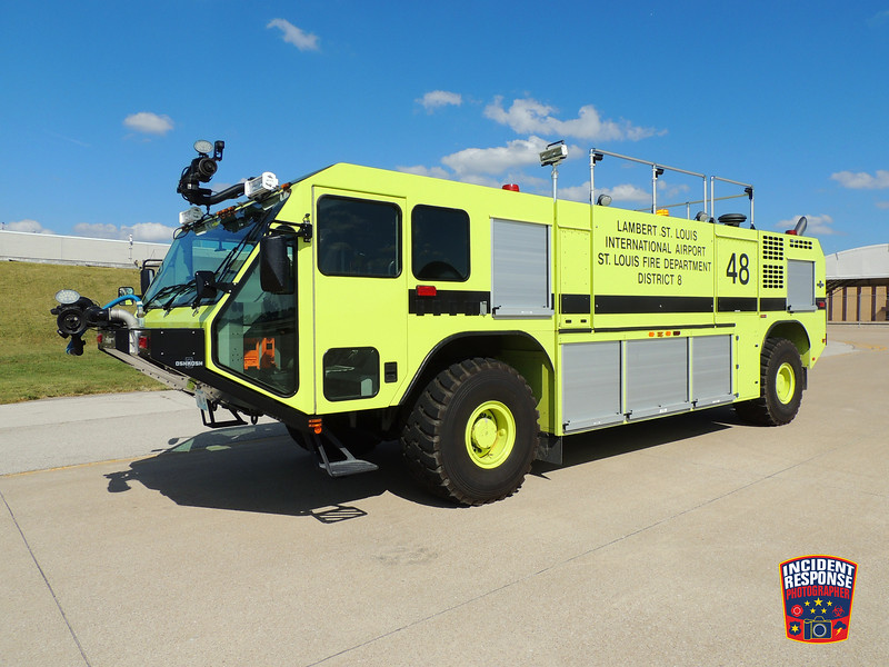 St. Louis Fire Dept. ARFF Rescue 48