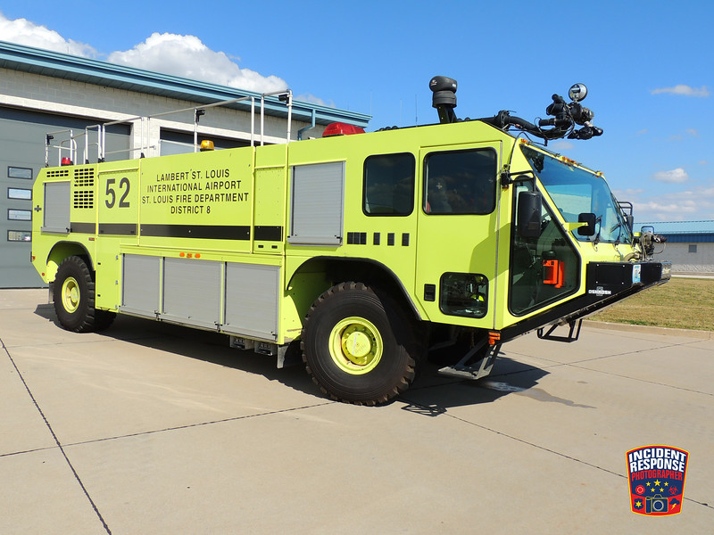 St. Louis Fire Dept. ARFF Rescue 52