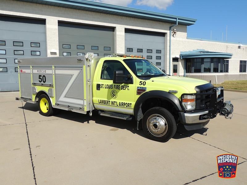 St. Louis Fire Dept. ARFF Rescue 50