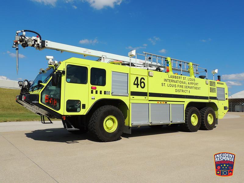 St. Louis Fire Dept. ARFF Rescue 46