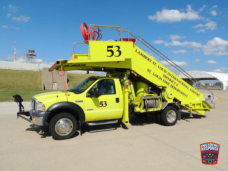 St. Louis Fire Dept. ARFF Rescue 53