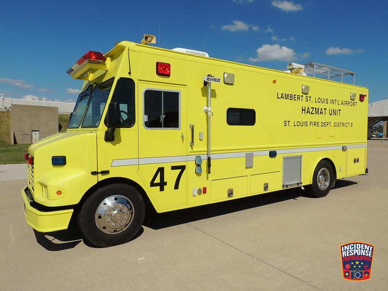 St. Louis Fire Dept. ARFF Rescue 47