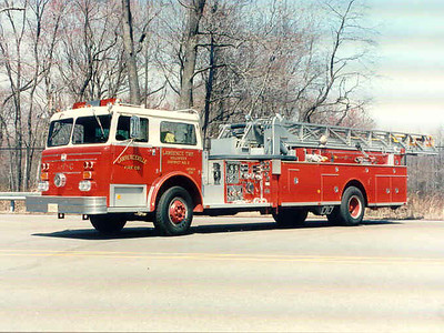 Lawrence Twp  Lawrenceville Fire Co  L-235 (1989)