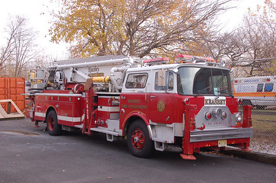 Keasby Tower Ladder 424