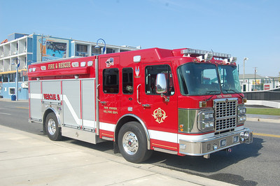 New Vernon Rescue 8 2009 Spartan Gladiator -Rescue 1 Photo by Chris Tompkins