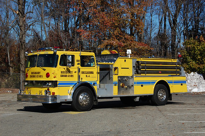 Roxbury Engine 103 1979 Hendrickson - Continential 1250-750 Photo by Chris Tompkins